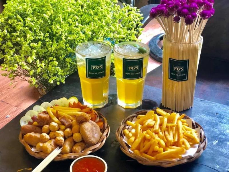 Top 5 Quán trà chanh được yêu thích nhất TP. Uông Bí, Quảng Ninh
