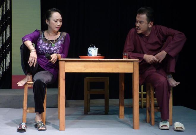 Những nữ soạn giả cải lương hiếm hoi: Tô Thiên Kiều đem cải lương lên gameshow