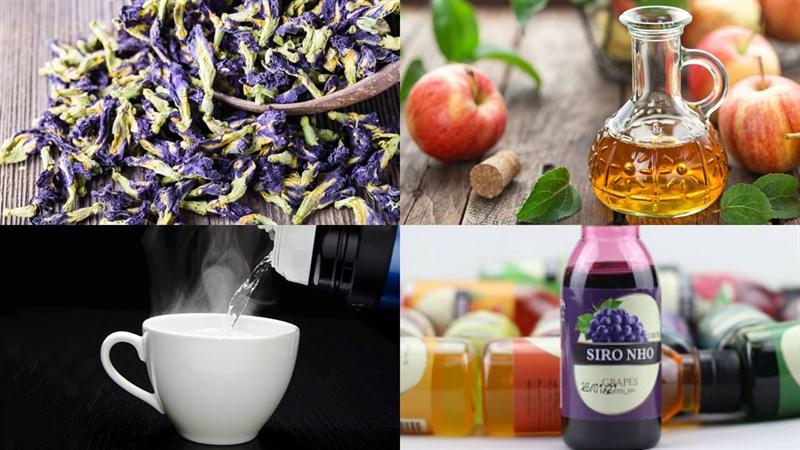 Top 7 Cách làm trà hoa đậu biếc thanh mát, đẹp mắt tại nhà