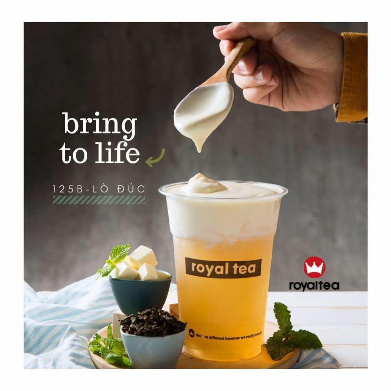 Top 4 Quán trà sữa chất lượng tại Lò Đúc, Hà Nội