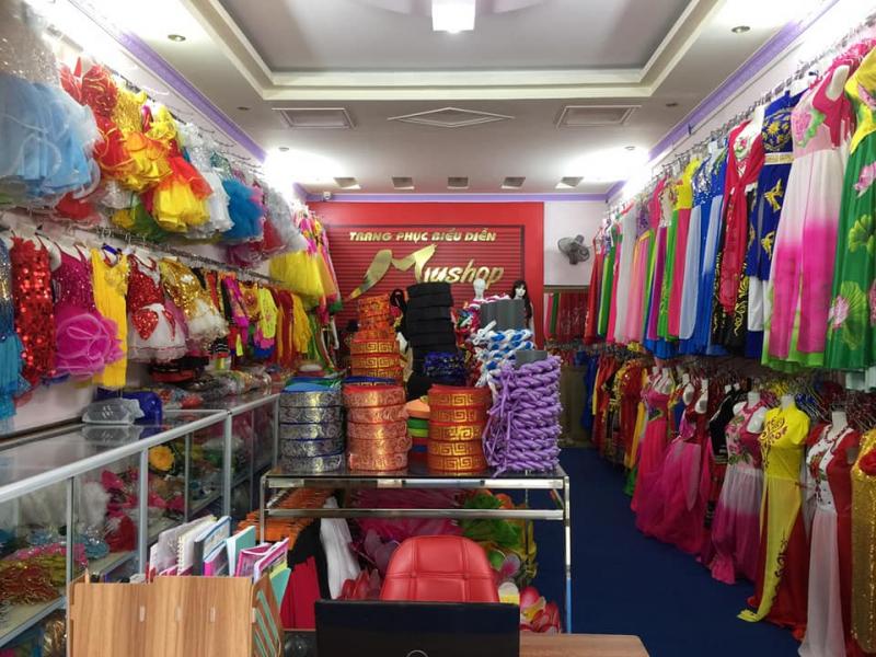 Top 5 Cửa hàng cho thuê trang phục biểu diễn giá rẻ và đẹp nhất tỉnh Quảng Ninh