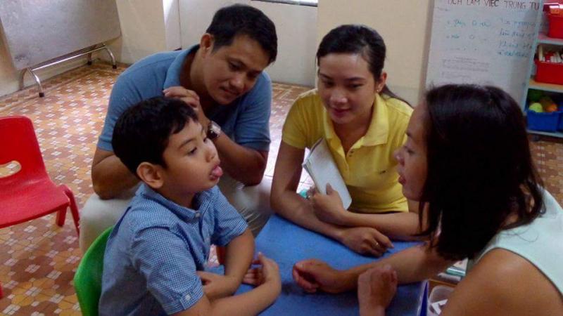Top 7 Trung tâm chăm sóc, dạy trẻ tự kỷ tốt nhất tại TP. HCM