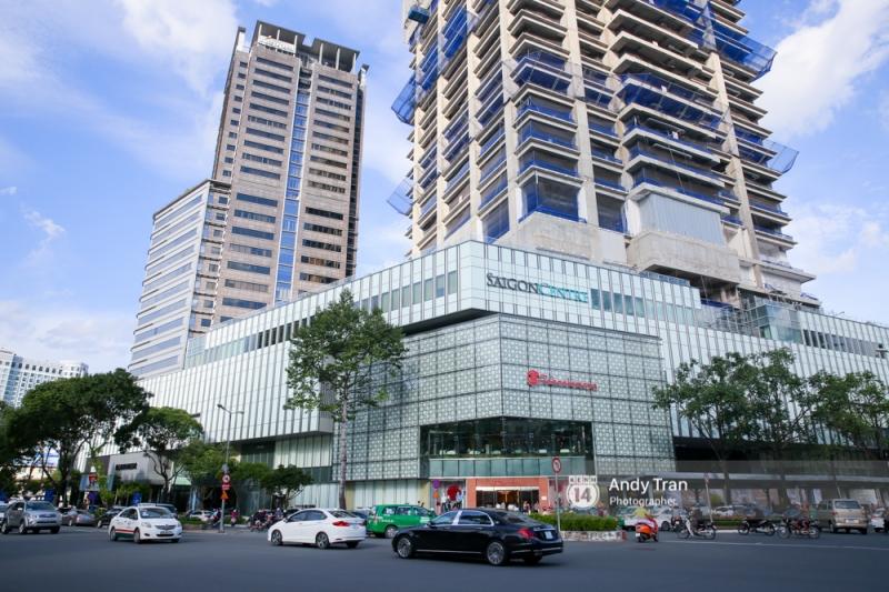 Trung tâm thương mại Saigon centre - Takashimaya