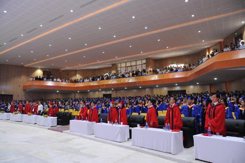 Hội trường lớn 900 chỗ