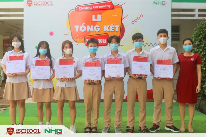 Trường Hội nhập Quốc tế iSchool Long Xuyên