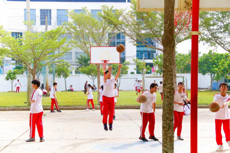 Trường Quốc Tế GIS Mekong