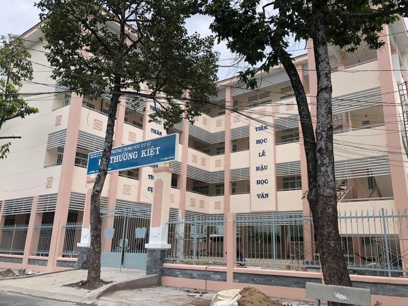 Trường THCS Lý Thường Kiệt
