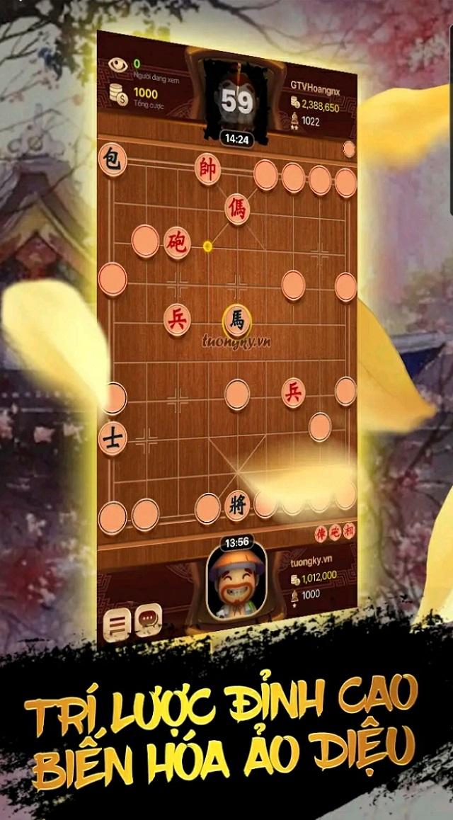 Tượng Kỳ – Game đấu cờ tướng tự hào trí tuệ Việt