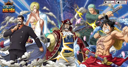 Trên tay Game mobile Kho Báu Hải Tặc: Không phụ lòng cộng đồng One Piece mong đợi bấy lâu nay