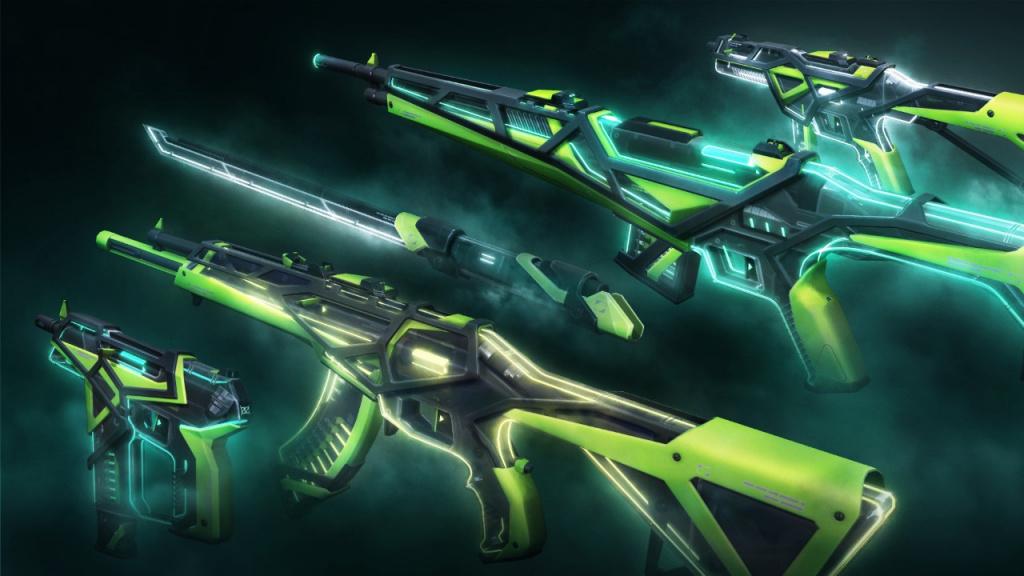 """Valorant: Khám phá bộ skin RGX 11z Pro với chức năng """"đếm kills"""""""