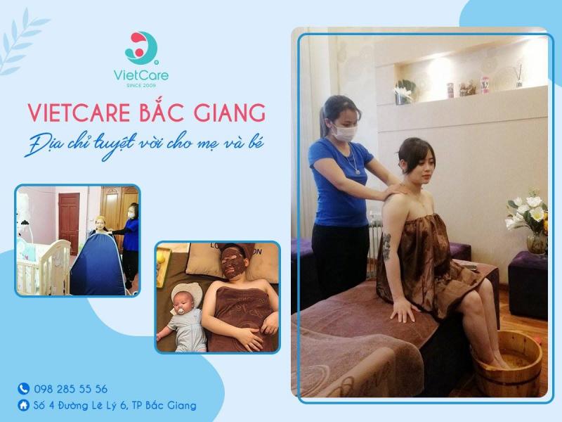 Top 5 Dịch vụ tắm bé sơ sinh tại nhà tốt nhất tỉnh Bắc Giang