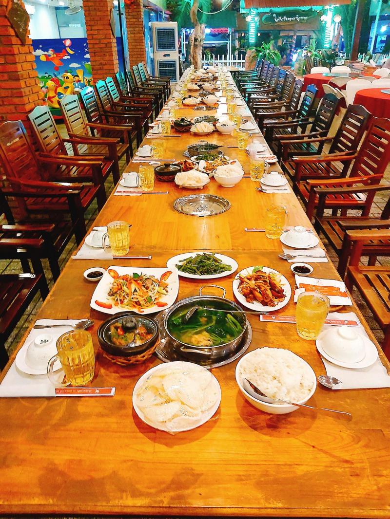 Top 7 Quán hải sản ngon tại TP. Phan Thiết, Bình Thuận