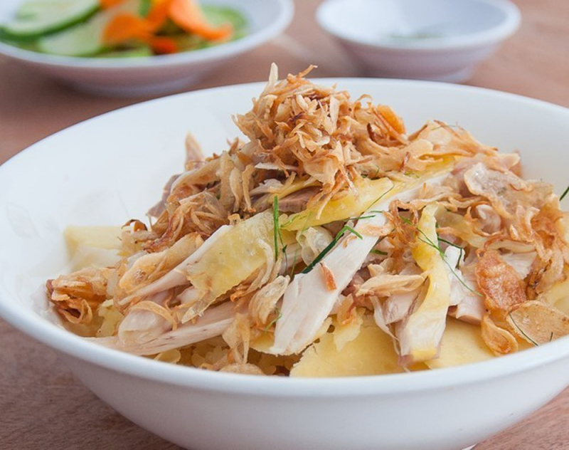 Top 7 Cách nấu xôi thịt thơm ngon, hấp dẫn nhất tại nhà