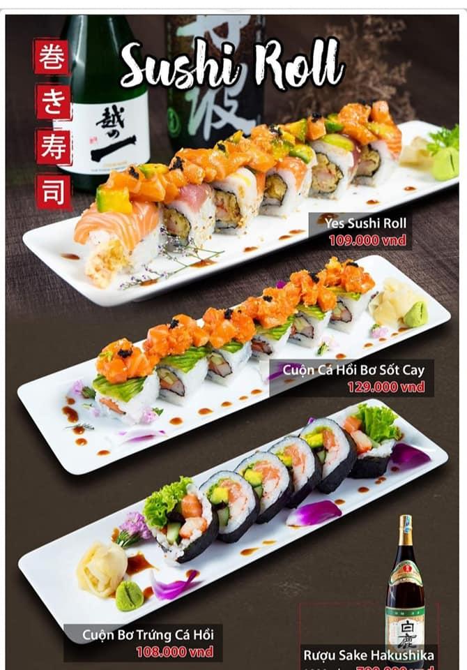 Top 10 Địa chỉ ăn sushi ngon nhất tại Đà Nẵng