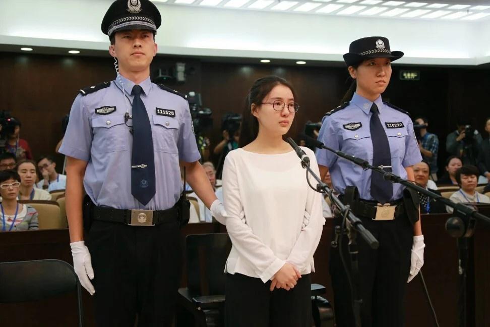 Hot girl đời đầu ở Trung Quốc vào tù vì bán thuốc giảm cân